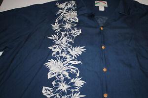 Paradise-Found-4XL-Blue-Orchid-Palms-Hawaiian-Shirt