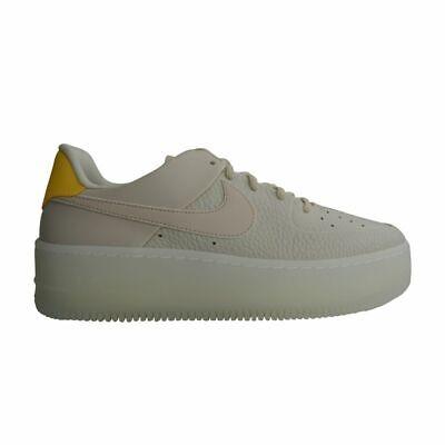 Womens Nike AF1 SAGE LOW LX BV1976100 WHITE CREAM eBay  eBay