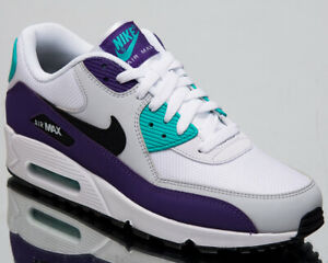 new styles 9c944 de076 Image is loading Nike-Air-Max-90-Essential-034-Grape-034-