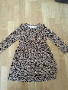 3a23dece0e Image is loading NWT-Gymboree-Right-Meow-leopard-print-dress-you-