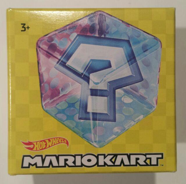 Hot Wheels Mario Kart Series 3 Star Cup Trophy Blind Box Number 22 New!
