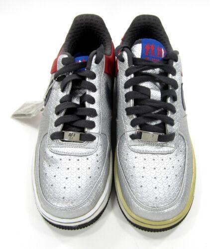 plata rojo deporte metalizada en Nike 1 de talla Zapatillas Os Shoes jones 6 Force Premium Air qxwfOPS