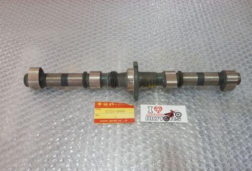 SUZUKI GS850 GS1000 GS1100 NEW GENUINE EXHAUST CAMSHAFT 14721-49000