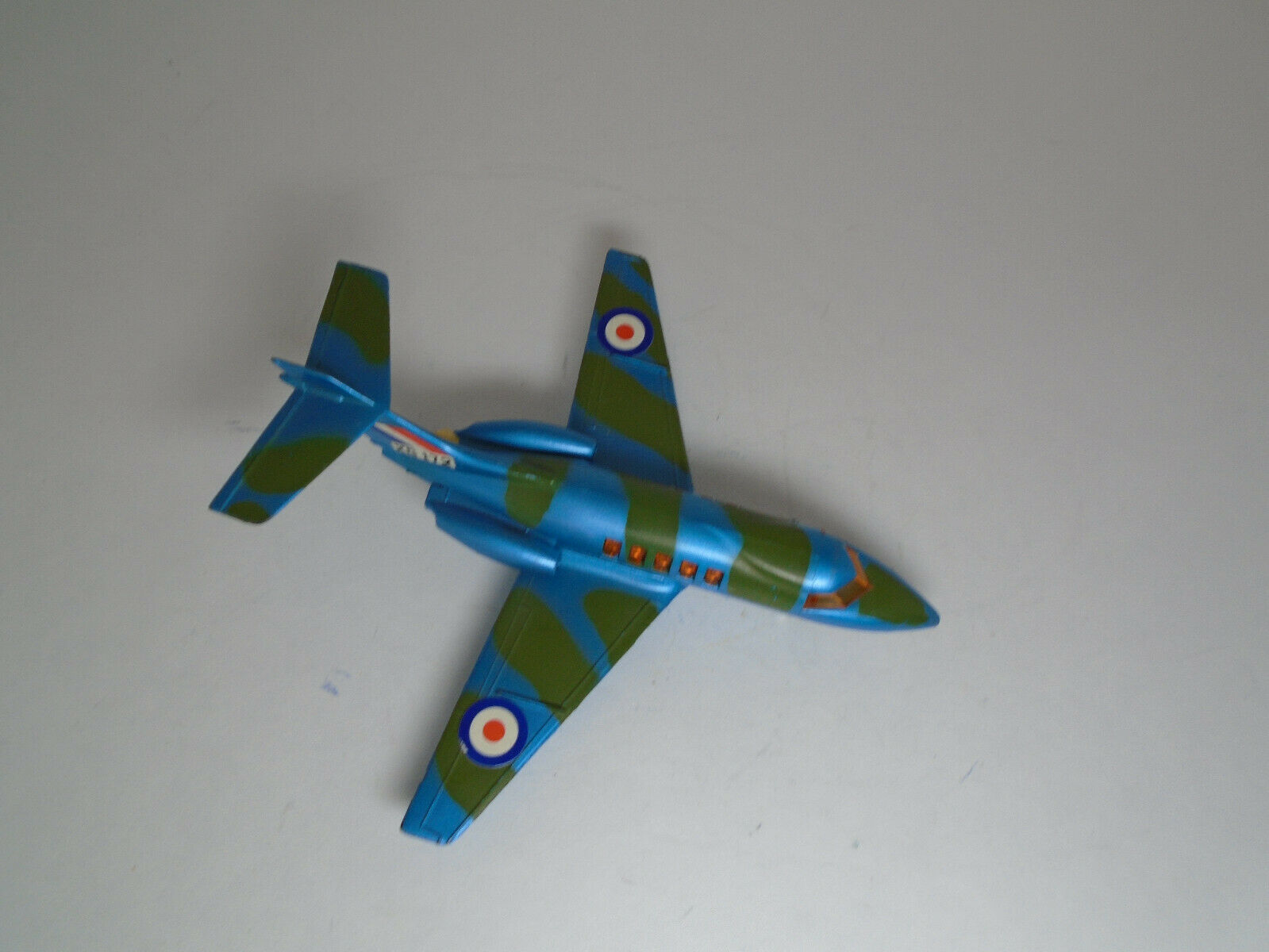 Dinky Toys HAWKER-SIDDELY RAF DOMINIE JET AIRCARFT. NEAR MINT, RARE