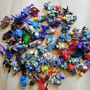 LEGO-Nexo-Knight-Minifigures-x5-Figs-per-order-Accessories-Surprise-Packs