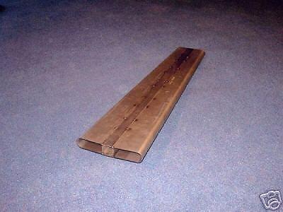 "1.5 inch Boom Tube Mild Steel 36/"" long"