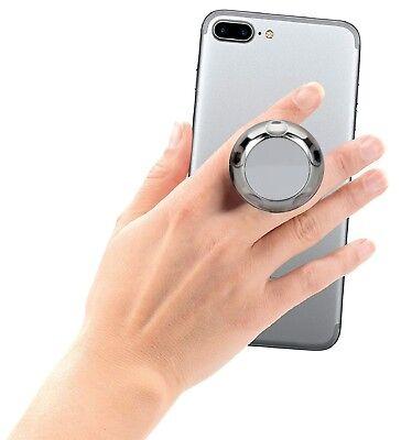 Verantwortlich Jumpop Handy Smartphone Finger Halter Ständer Griff Space Grau Hr 700 111 30 Ein Bereicherung Und Ein NäHrstoff FüR Die Leber Und Die Niere