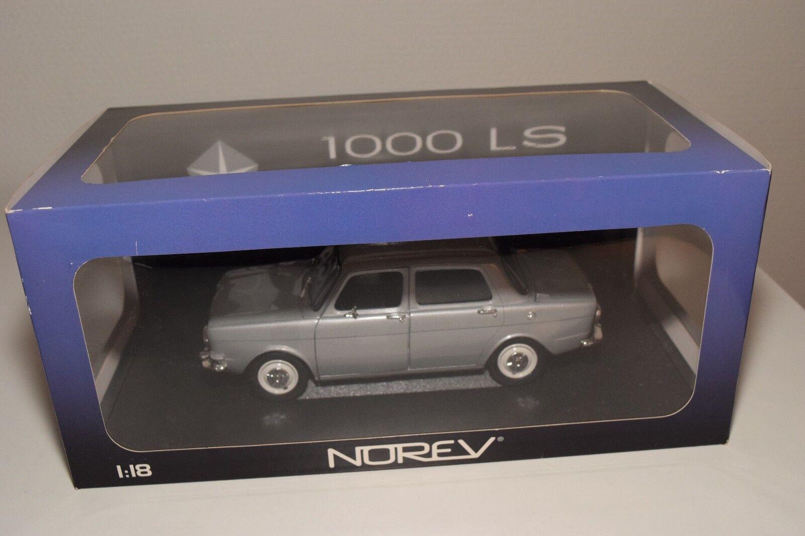 Gegen 18 norev 185710 simca 1000 ist 1000ls grau metallic - boxen