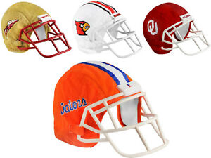 623dbe899 Image is loading NCAA-College-Football-Plush-Helmet-Hat-Pick-Team