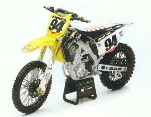 ken roczen 94 art.57743 Suzuki rm-z450 2015 Newray moto modelo 1:12