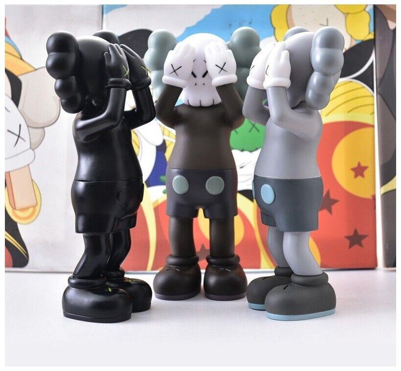 OriginalFake KAWS Astroboy Facepalm PVC Action Figure 11.02  New Arrival 2019