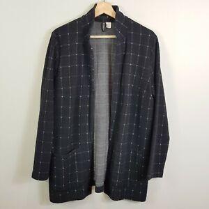 H-amp-M-Womens-Sweater-Jacket-Blazer-Size-AU-14-or-US-10