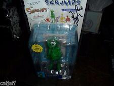 Rare Jim Henson label version 2004 Skrumps WORRIED WILLIE Figure Signed chandler