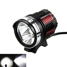 10000Lm 3x XM-L2 LED Front luz bicicleta Bicycle Bici Foco Light HeadLamp