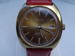 Watch-Horloge-Helicon-vintage-men-039-s-watch