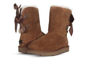 4ffb34d67f8 Ugg Boots Australia Customizable Bailey Bow Short Women's Shoes ...
