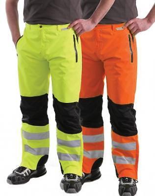 En 471 Warnschutzhose Warnschutzkleidung