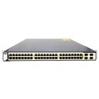 Cisco Ws-c3750g-48ps-s V05 Catalyst 3750g Series 48 Port Poe Gigabit Switch