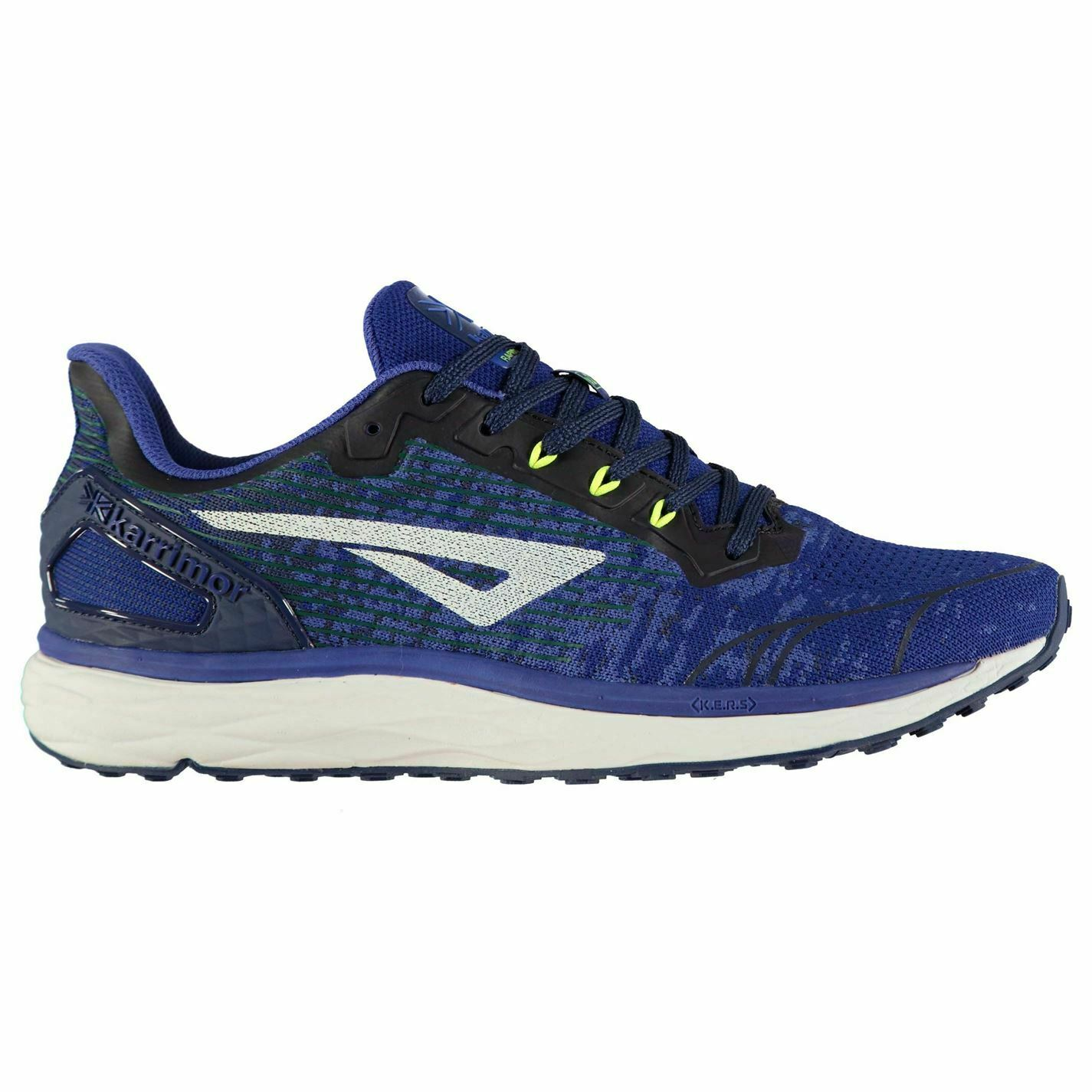 Karrimor Rapid Support Turnschuhe Mens Gents Road Running schuhe Laces Fastened