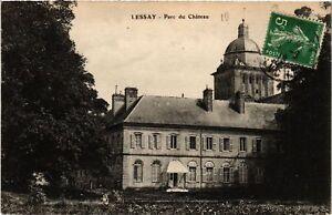 CPA-Lessay-Parc-du-Chateau-633079