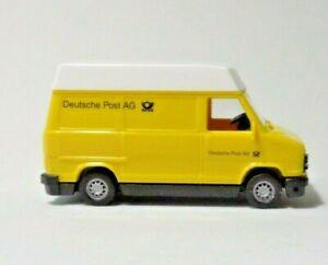 Busch-43249-Fiat-Ducato-Deutsche-Post-AG-Lieferwagen-1-87-H0-Neu-OVP