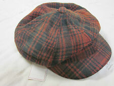 item 2 NWT  115 Vintage style RRL Polo Ralph Lauren Newsboy Cap Hat 100%  Wool sz S -NWT  115 Vintage style RRL Polo Ralph Lauren Newsboy Cap Hat  100% Wool ... d9d6479ce5f6