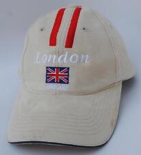 London England Baseball Cap with Adjustable Strap
