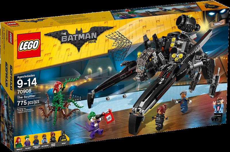 LEGO Batman Movie Movie Movie 70908 Der Scuttler Neu OVP 1ca823