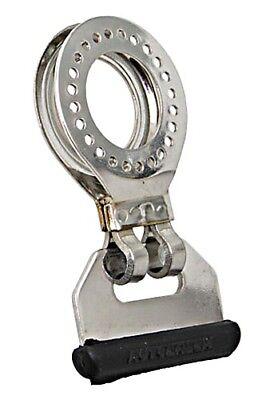 Super ring sail cloth press ring 25mm light x10 pcs RUTGERSON