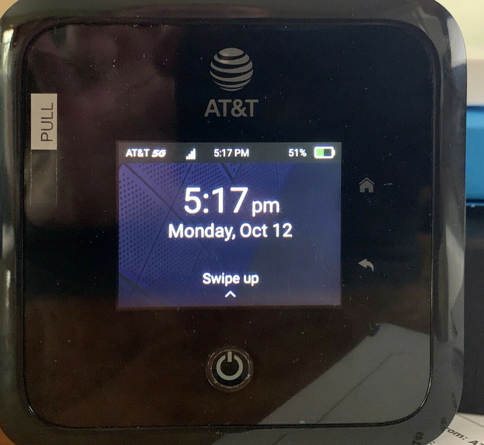 AT&T Nighthawk 5G Mobile Hotspot Pro MR5100 - New / Open Box Includes all Parts. Buy it now for 419.99