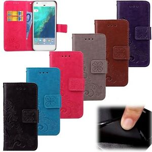 Luxury-Patterned-Leather-Case-Magnetic-Flip-Card-Wallet-Cover-For-Google-Phones