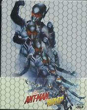 Ant-Man and The Wasp 3D (2018) s.e. 2 Blu Ray metal box