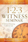 1-2-3 Witness Seminar Leader's Manual by Richard G Zepernick (Paperback / softback, 2006)