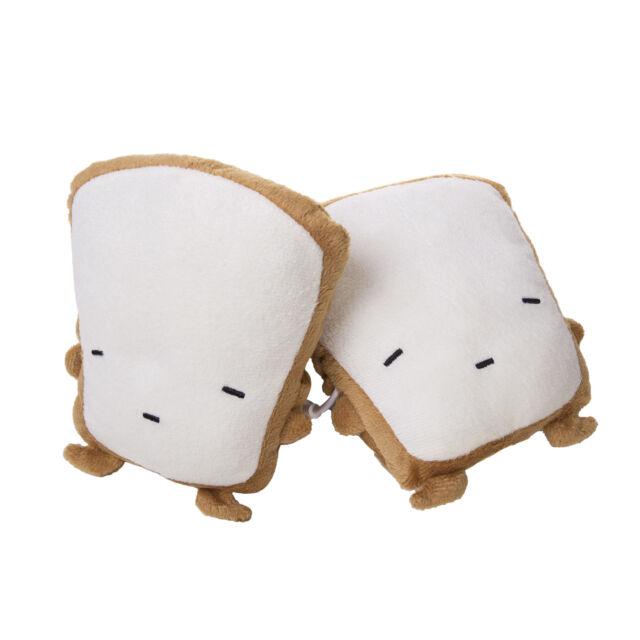 3ff4022e98bf Smoko USB Toast Pillow Glove Handwarmer Kawaii Chibi Heating Pad- Tato
