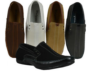 28541c820bde MEN EVERGREEN WALGATE SLIP-ON SHOES LOAFERS DRESS CASUAL MAN-MADE ...