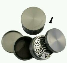 """Sharpstone 2.5"""" 4pc Authentic Hand Muller Herb Spice Tobacco Grinder Crusher"""