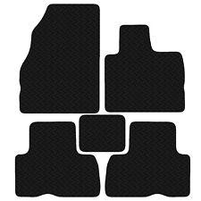03-09 RENAULT GRAND SCENIC 4 PIECE BLACK CAR FLOOR MAT SET