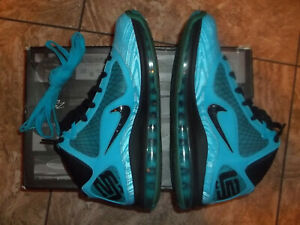 detailed look cf895 29401 Image is loading 100-AUTHENTIC-2010-NIKE-AIR-LEBRON-VII-7-