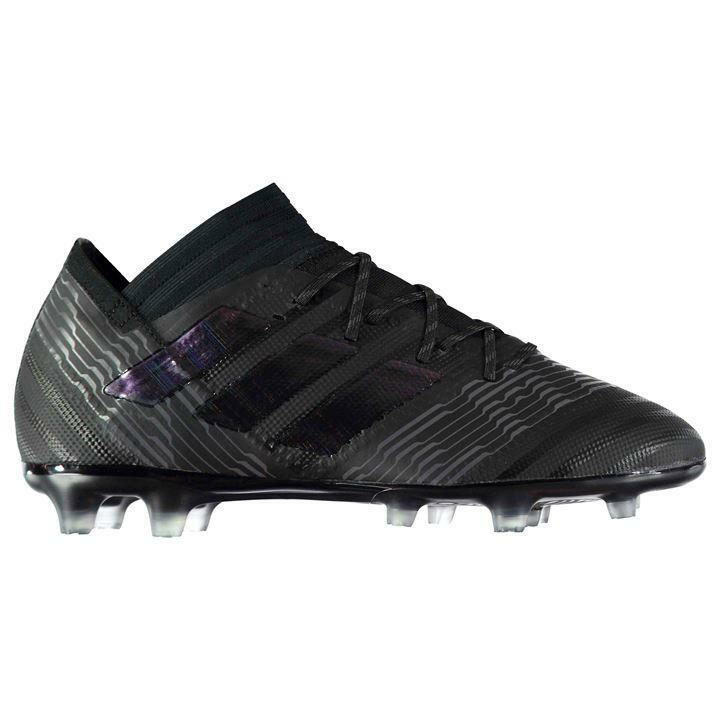 Adidas Nemeziz 17.2 FG Mens Football Boots UK 6 US 6.5 EUR 39.1 3 REF 885