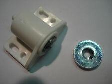 2 aimants fermoir aimanté loqueteau magnétique blanc (réf A)
