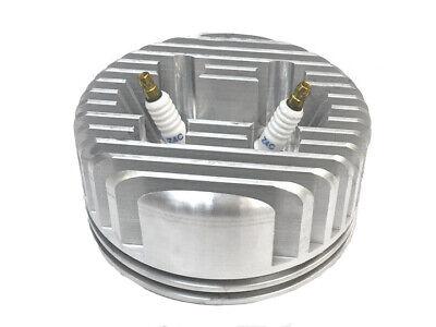 New CNC Cylinder Head For Racing 66cc//80cc Engine