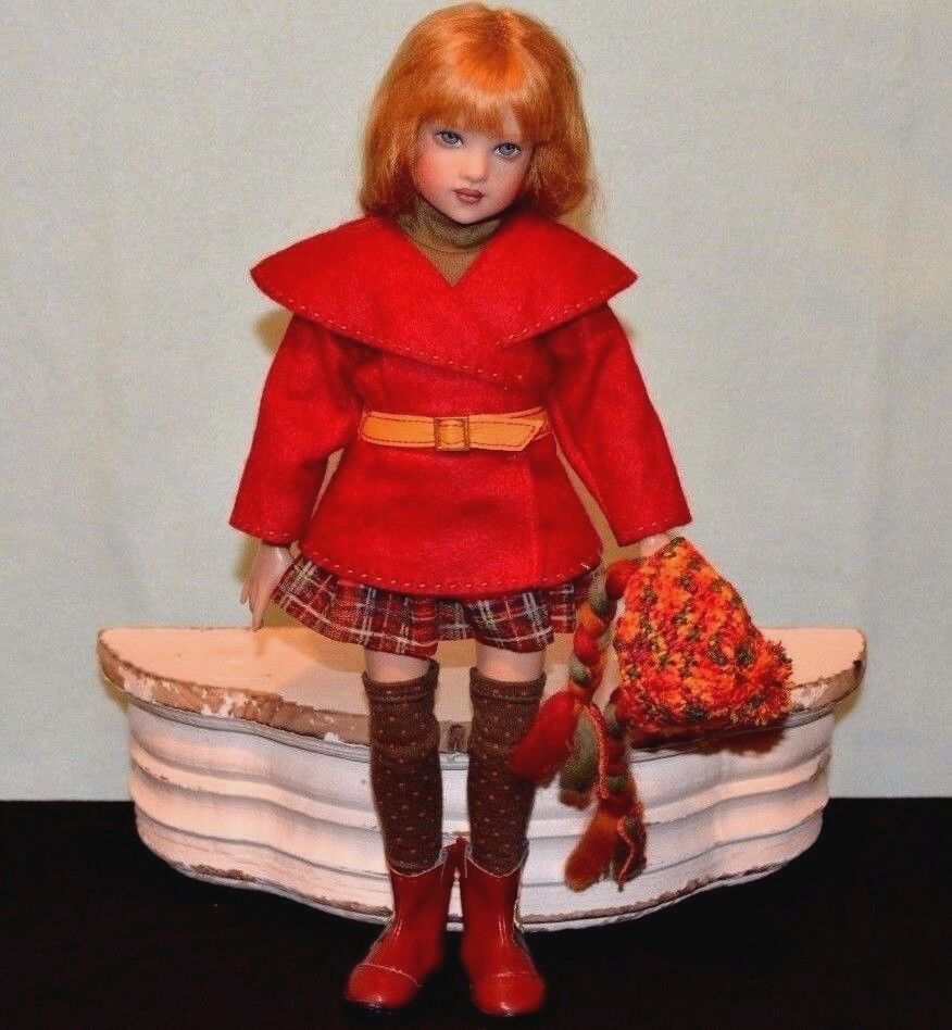 Helen Kish Doll 14  Piper Prep School Limited to 300