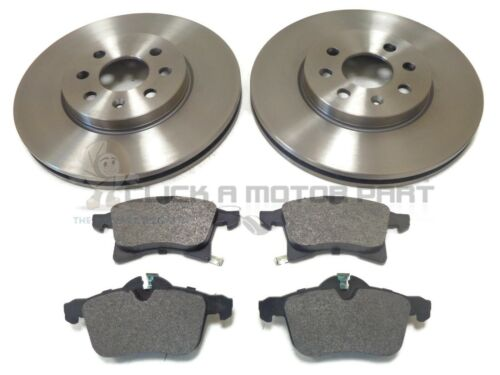 VAUXHALL ASTRA 1.3 1.4 1.6 MK5 H 04-09 FRONT 2 BRAKE DISCS /& PADS 4STUD ONLY