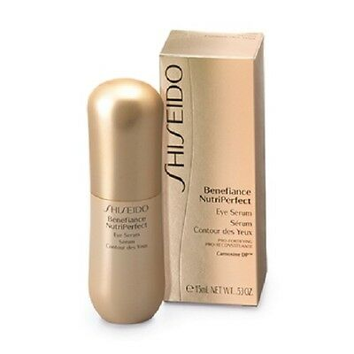 New F/S ?Shiseido? Benefiance Eye Serum 15g - With tracking number