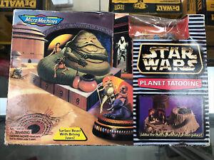 1997-Galoob-Micro-Machines-Star-Wars-Plant-Tatooine-65858-New-in-Box