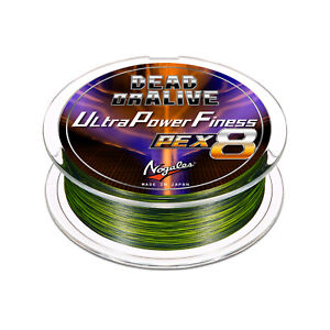 Nogales DEAD OR ALIVE Ultra Power Finess PE X8 8Braid Line
