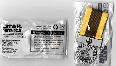 Star Wars Epic Battle Of Yavin Medal Toys R Us Exclusive Sealed New