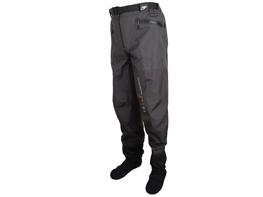 Scierra x-16000  Stocking Foot waist Wader calcetín-pie Cocheros-pantalón vadeador  Garantía 100% de ajuste