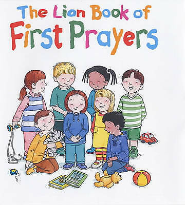"""""""AS NEW"""" , The Lion Book of First Prayers Book"""