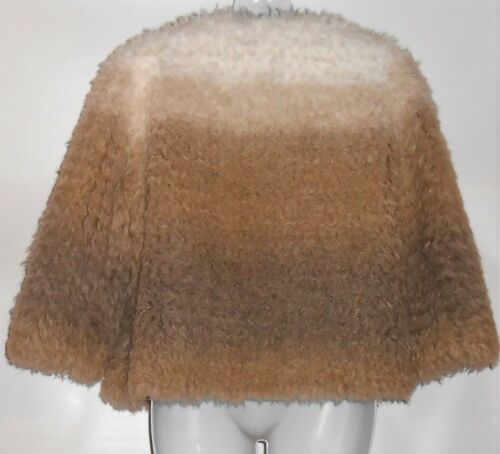 120 Ombre Large A Faux N Nwt Combo Fur 00 Msrp l A Cream Jacket Ladies tSqBHqOw